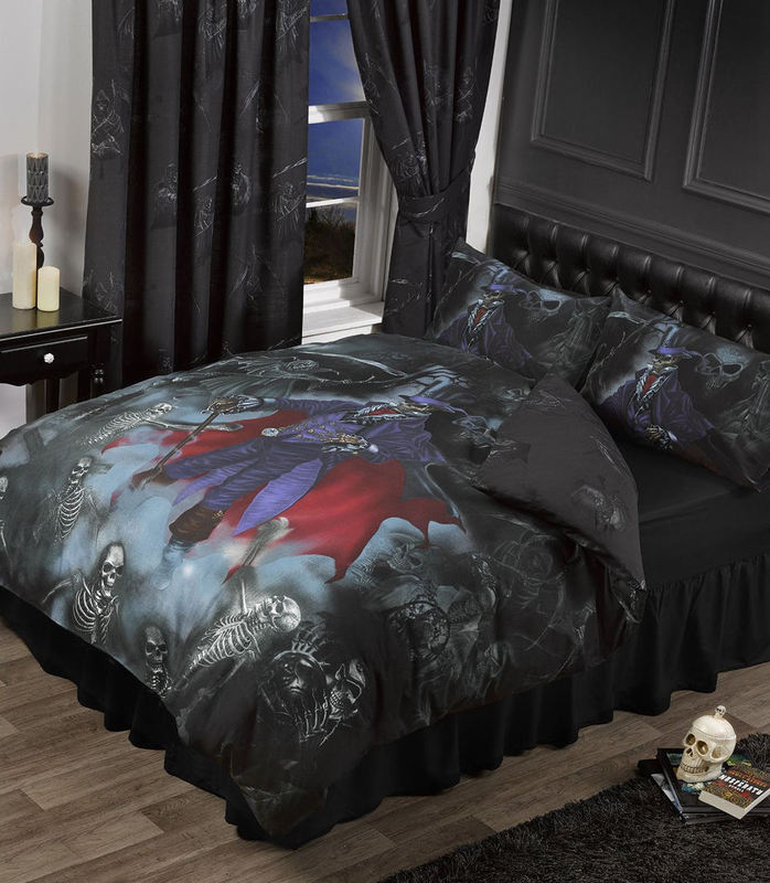 Iron Maiden Bed Sheets