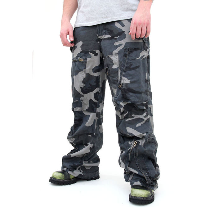 pants SURPLUS - Infantry - Nightcamo