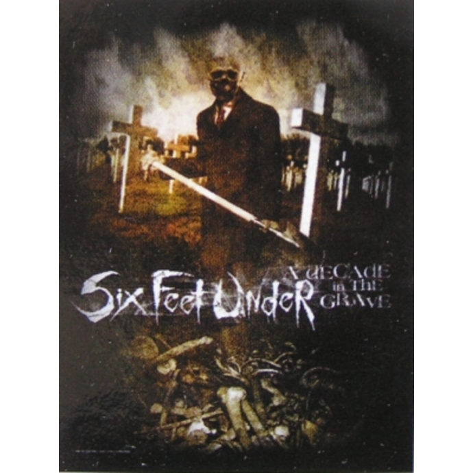 flag Six Feet Under - Decade In The Grave