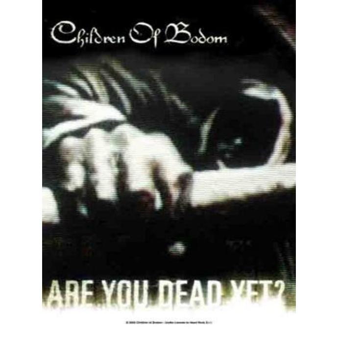 flag Children of Bodom - Are you dead yet?