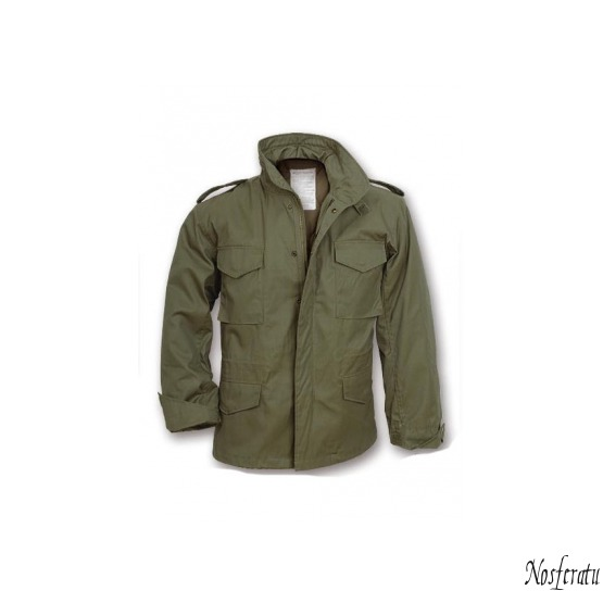 jacket SURPLUS - US Fieldjacket - OLIV