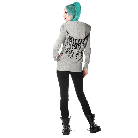Women's hoodie HYRAW - ACE OF SPADES