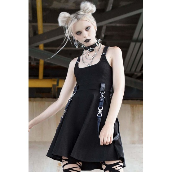 Women's dress KILLSTAR - Oh My Ghoul