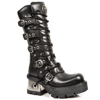 leather boots - NEW ROCK - M.1016-S1