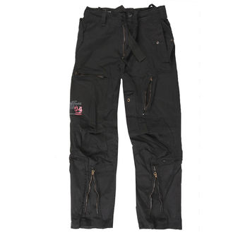 pants SURPLUS - Infantry - BLACK - 05-3599-03