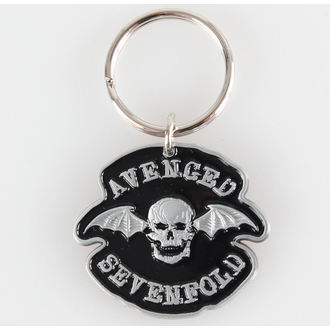 key ring (pendant) Avenged Sevenfold - Death Bat - RAZAMATAZ, RAZAMATAZ, Avenged Sevenfold