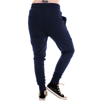pants unisex (sweatpants) 3RDAND56th - Carrot Fit Jogger - Navy - JM1008