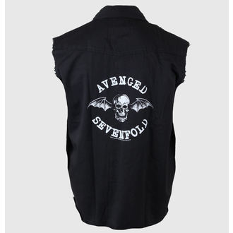 vest men's Avenged Sevenfold - Death Bat - RAZAMATAZ - WS049
