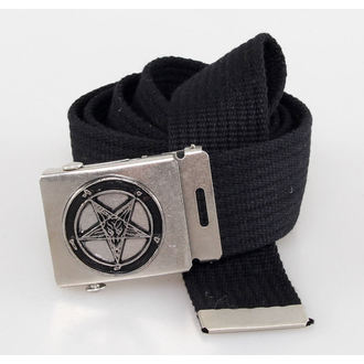 belt PENTAGRAM - Black - BM004