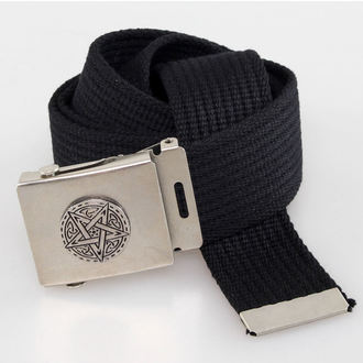 belt PENTAGRAM - Black - BM008