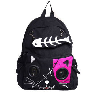 backpack BANNED - Black-Pink - BBN728