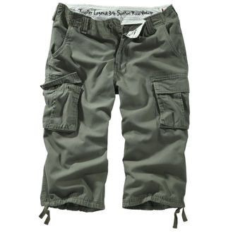 shorts 3/4 men SURPLUS - TROOPER LEGEND - OLIV GEWAS - 07-5601-61