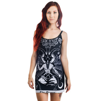 dress women TOO FAST - THE DEMON - WDTR-RS-DEMON
