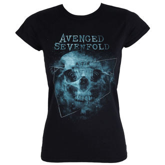 t-shirt metal women's Avenged Sevenfold - GALAXY - PLASTIC HEAD - RTAVS001