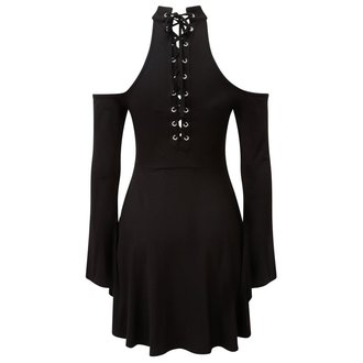 Dress women's KILLSTAR - Piper Hexeri - Black - K-DRS-F-2419