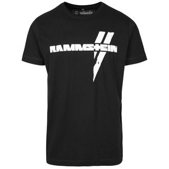 t-shirt metal men's Rammstein - Balken - RAMMSTEIN - RS003