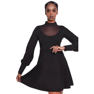 Women's dress KILLSTAR - Cauldron - BLACK - KSRA001559