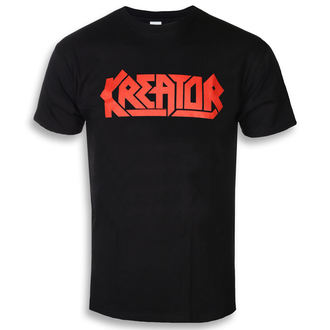 t-shirt metal men's Kreator - LOGO - PLASTIC HEAD - PH10954