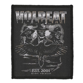 patch VOLBEAT - OUTLAW RAVEN - RAZAMATAZ - SP2808