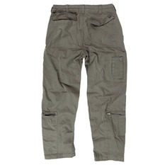 Pants Men's SURPLUS - INFANTRY CARGO - OLIV GEWAS, SURPLUS