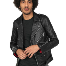 Men's jacket STRAIGHT TO HELL - Commando Long Black Nickel, STRAIGHT TO HELL