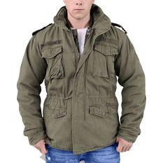 winter men´s jacket SURPLUS - REGIMENT 65 - OLIV, SURPLUS