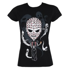 t-shirt hardcore women's - PINHEAD - GRIMM DESIGNS, GRIMM DESIGNS