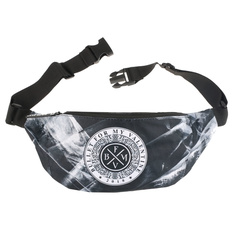 Bag (bum bag/ hip pack) BULLET FOR MY VALENTINE - CIRCLE, NNM, Bullet For my Valentine