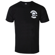 Men's t-shirt BLACK LABEL SOCIETY - SKULL LOGO POCKET - BLACK - PLASTIC HEAD, PLASTIC HEAD, Black Label Society
