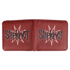 Wallet SLIPKNOT - WANYK STAR RED, NNM, Slipknot
