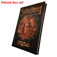Book (gift set) Mortiis: Secrets Of My Kingdom (Signed deluxe boxset), CULT NEVER DIE, Mortiis