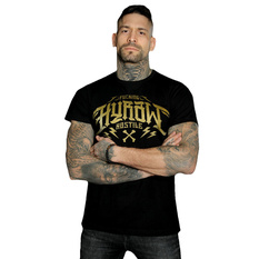 Men's t-shirt HYRAW - Graphic - LOGO OR, HYRAW