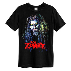 t-shirt metal men's Rob Zombie - DRAGULA - AMPLIFIED, AMPLIFIED, Rob Zombie