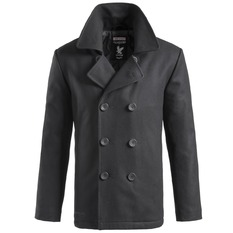 men's coat SURPLUS - PEA - Black, SURPLUS