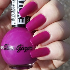 Nail polish STAR GAZER - Exotic - 255, STAR GAZER