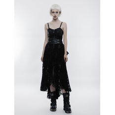 Women's dress PUNK RAVE - Harpy, PUNK RAVE