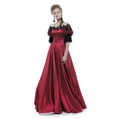 Women's gown/ dress PUNK RAVE - Ruby Gothic, PUNK RAVE
