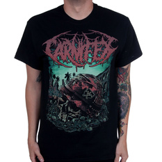 Men's t-shirt Carnifex - Born To Kill - Black - INDIEMERCH, INDIEMERCH, Carnifex