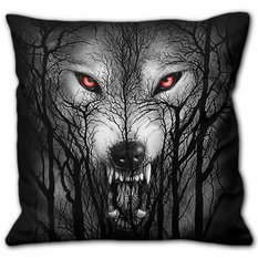 Pillow SPIRAL - FOREST WOLF, SPIRAL