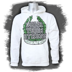 hoodie men's Four Year Strong - Enemy Of The World - EMI, EMI, Four Year Strong