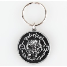 key ring (pendant) Motörhead - The World Is Yours - RAZAMATAZ, RAZAMATAZ, Motörhead
