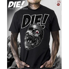 t-shirt men's women's unisex - Die - EXHIBIT A GALLERY - Die, EXHIBIT A GALLERY