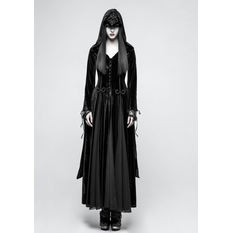 Women's coat  PUNK RAVE - Lady De La Morte, PUNK RAVE
