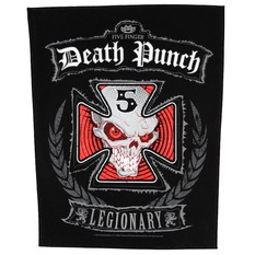 patch large Five Finger Death Punch - Legionary - RAZAMATAZ, RAZAMATAZ, Five Finger Death Punch