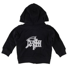 hoodie children's Death - Logo - Metal-Kids, Metal-Kids, Death