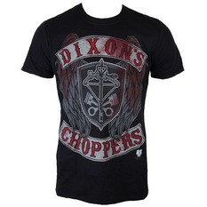 film t-shirt men's The Walking Dead - Dixons Choppers - INDIEGO, The Walking Dead
