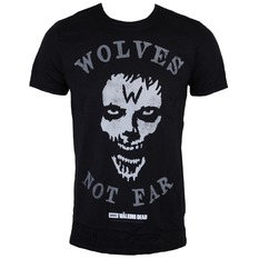 film t-shirt men's The Walking Dead - Wolves Not Far - INDIEGO, The Walking Dead