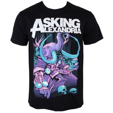 t-shirt metal men's Asking Alexandria - Devour - ROCK OFF, ROCK OFF, Asking Alexandria