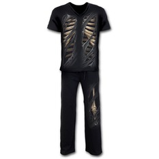 pajama men (set) SPIRAL - Bone Rips, SPIRAL