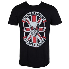 t-shirt metal men's Asking Alexandria - Rebel - LIVE NATION, LIVE NATION, Asking Alexandria